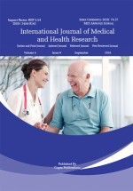 International Journal of Medical and Health Research