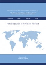 National Journal of Advanced Research