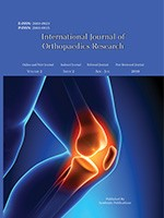 International Journal of Orthopaedics Research