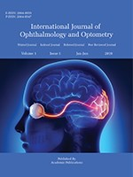 International Journal of Ophthalmology and Optometry