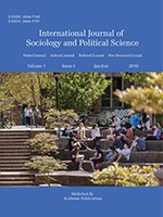 International Journal of Sociology and Political Science