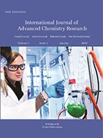 International Journal of advanced Chemistry research