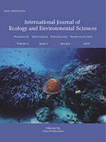 International Journal of Ecology and Environmental Sciences