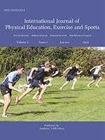 International Journal of Physical Education, Exercise and Sports