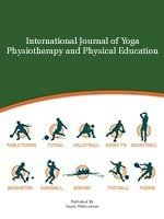 International Journal of Yoga, Physiotherapy and Physical Education