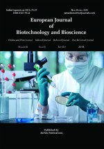 European Journal of Biotechnology and Bioscience
