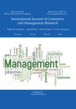 International Journal of Commerce and Management Research