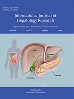 International Journal of Hepatology Research
