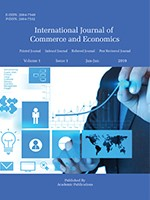 International Journal of Commerce and Economics