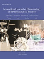 International Journal of Pharmacology and Pharmaceutical Sciences