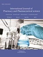 International Journal of Pharmacy and Pharmaceutical Science