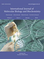International Journal of Molecular Biology and Biochemistry