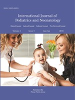 International Journal of Pediatrics and Neonatology